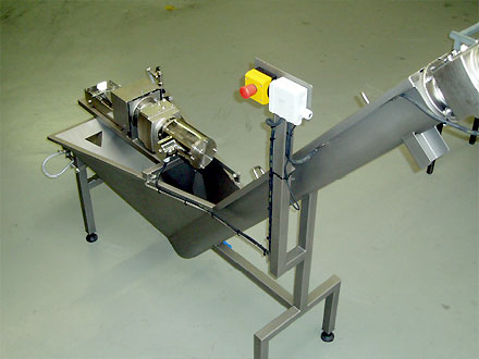 hear and lung separator