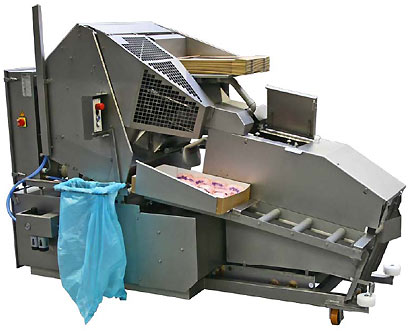 automatic packing / boxing machine